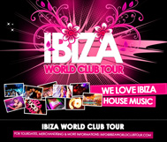 *NEU* IBIZA WORLD CLUB TOUR Montags von 14.00 - 15.00Uhr