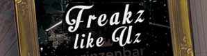 *TiPP* Sa, 23.11. // Freakz like Uz meets Dusted Decks // Compact Grey, TomB, Panik Pop