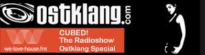*TUNE.IN* CUBED! The Radioshow // SPECIAL mit Ostklang Booking ab Januar