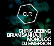 *WiN* Sa, 25.01. // CLR Night presented BY awake // Chris Liebing, Brian Sanhaji, Monoloc, DJ Emerson
