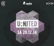 *WIN* Sa, 20.12. // U:nited Electronic Music Festival // 12 acts on 2 floors