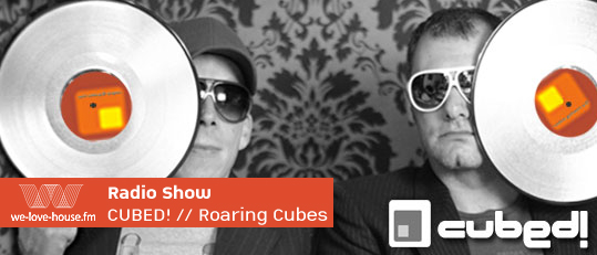 CUBED! The Radioshow